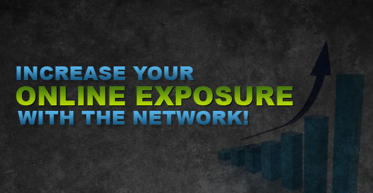 Increase Your Online Exposure!